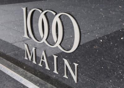 1000 Main