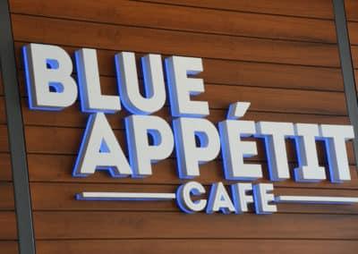 Blue Appetit Cafe